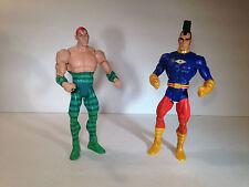 Lot - 110 -  DC Universe, Direct Figures Amazo, Omac