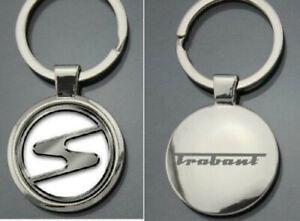 Schlüsselanhänger TRABANT * Keyring * Porte-clés * брелок * DDR * GDR * Трабант