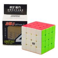 QIYI QY S 4X4X4 Speed Magic Cube Stickerless Twist Toy Turnning Quicker For Kids