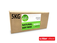 Natural Soy Wax Candle Making Supplies Crafts 5kg