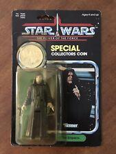Star Wars Kenner Vintage 1984 POTF Emperor
