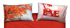 Love Everywhere Federa Guanciale 50x80 cm Cuore Rosso Imagine Bassetti