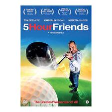 5 Hour Friends NEW PAL Arthouse DVD Theo Davies Tom Sizemore Kimberlin Brown
