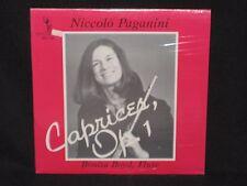NICCOLO PAGANINI / BONITA BOYD, FLUTE ~ Caprices, Op. 1 (SEALED) ~ U.S. SPECTRUM