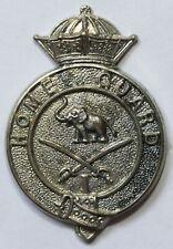 Ceylon Home Guard Badge Colonial Commonwealth India
