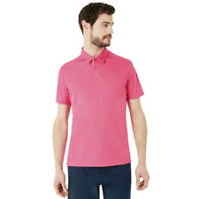 Oakley Golf Mens Divisional Tailored Fit Polo Shirt 53% OFF RRP