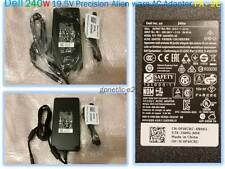 NEW Dell 240W 19.5V Precision Alienware AC Adapter PA-9E DP/N 0FWCRC