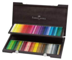 Faber-Castell Aquarellstift ALBRECHT DÜRER, 120er Holzkoffer