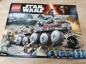 LEGO Star Wars 75151 - Clone Turbo Tank - NEUF