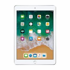 "Apple  iPad (2018)  Silver 128GB 9.7"" WiFi Only  AU WARRANTY Tablet incl GST"
