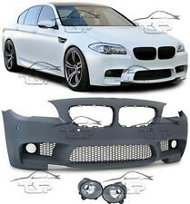 FRONT BUMPER FOR BMW F10 F11 SERIES 5 10-13 M5 LOOK WITH PDC BODY KIT SPOILER 2