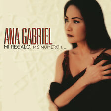 Ana Gabriel - Mi Regalo Mis Numero 1 [New CD]