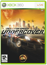 XBOX 360-Need for Speed Undercover ** NOUVEAU & Sealed ** En Stock au Royaume-Uni