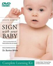 SIGN with your BABY - Baby Sign Language (ASL) Kit: Includes Book, How-to DVD, Q