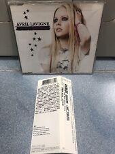 AVRIL LAVIGNE THE BEST DAMN THING TAIWAN 5 TKS OBI CD SINGLE  GIRLFRIEND RARE