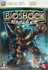 Used Xbox 360 BioShock MICROSOFT JAPAN JP JAPANESE JAPONAIS IMPORT