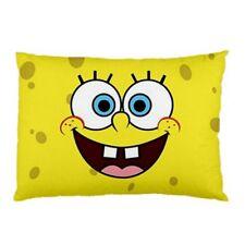 Spongebob Squarepants Pillow Case (2 Sides Printing)