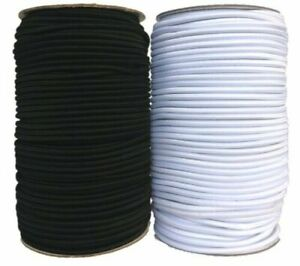 2mm Round Elastic Soft Cord Thread Band Strap Sewing Craft For Face Mask Clothes