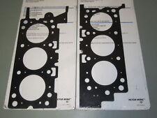 NEW Victor 5990 5991 Engine Cylinder Head Gasket Set Ford 2.5L DOHC V6 Duratec