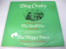 "Bing Crosby Orson Welles Two Favorite Stories The Small One 12"" Vinyl Record"