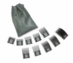 Oster A5 Universal Comb Attachment Set, 10-Piece Set (078900-600-000)
