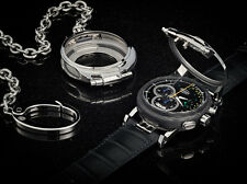 "Parmigiani Transforma ""Convertible"" Carbon  Chronograph. Special CBF Edition New"