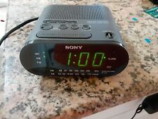 Sony Dream Machine Alarm Clock Radio