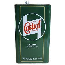 Castrol CLASSIC XL SAE 20W-50 Minerale 5 litri PER AUTO D'EPOCA