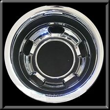 "2011 2012 Dodge Ram Truck 3500 Rear 17"" Chrome Hubcaps, Wheel Simulator Dually"