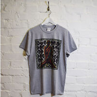 Midnight Marauders Tribe Called Quest Album Grey Tee T-Shirt by Actual Fact