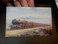 More details for vintage postcard  nbr edinburgh express railway