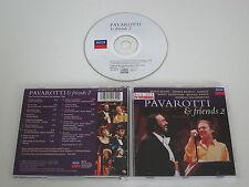 PAVAROTTI/& FRIENDS 2(DECCA 444 460-2) CD ÁLBUM