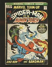 Marvel Team-Up # 1 - Spider-Man & Human Torch VG Cond.