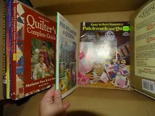 New ListingQ6 quilt quilting sewing books mountain mist patterns templates
