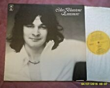 COLIN BLUNSTONE-ENNISMORE 1972 LP in TEXTURED SLEEVE ZOMBIES,ALAN PARSONS