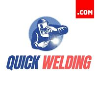 QuickWelding.com - 2 Word Domain Name - Brandable Catchy Domain .COM Dynadot
