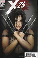 X-23 Comic Issue 12 Modern Age First Print 2019 Tamaki Olortegui Wong Ohalloran