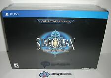 Star Ocean 5: Integrity and Faithlessness - Collector's Edition PS4 — NEW, RARE!