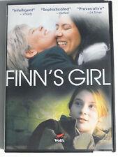 FINN'S GIRL (DVD 2008) BROOKE JOHNSON - YANNA MCINTOSH