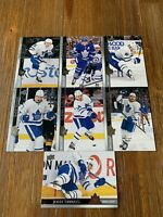2020-21 Upper Deck Series 1 Hockey Team Set You Choose
