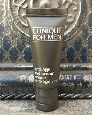 Brand New Clinique For Men Anti-Age Eye Cream .5 fl. oz./15ml ~ FULL SIZE! NWOB