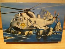 """Fujimi 1/72 Westland Seaking, """"Flying Tigers"""" Helicopter Model kit."""