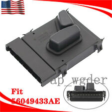 New Front Left Driver Power Seat Switch Fits Dodge RAM Chrysler 300 56049433AE