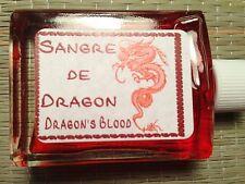 Aceite de Sangre de Dragon- Dragons Blood Oil - 1 oz -Santeria-Wicca-Paggan-Palo