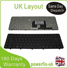New HP Pavilion DV6-3000 DV6-3100 Keyboard black UK layout