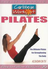 Caribbean Workout - Pilates with Shelly McDonald DVD