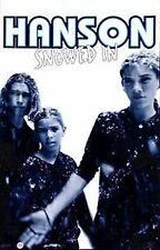 (2) Hanson The Group 90's Pop Music Posters Isaac,Taylor,Zac New Pop Rock Rare