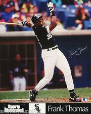 SMALL POSTER: MLB BASEBALL: FRANK THOMAS - CHICAGO WHITE SOX     #6545    LP51 Q