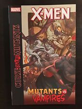 X-Men Curse of the Mutants Mutants Vs Vampires TPB TP softcover paperback Marvel