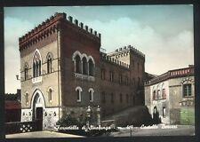 Cartolina - FARNETELLA DI SINALUNGA ( Siena ) Castello Besozzi - VG 1969